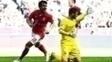 Bernat Comemora Gol Bayern Darmstadt Campeonato Alemão 06/05/2017