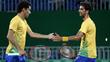Bellucci e Sá atuaram juntos nos Jogos Olímpicos de Londres 2012 e do Rio 2016