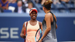 Stephens cumprimenta Keys na final do US Open