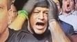 Marlon Sandro se desespera com nocaute sofrido por Aldo