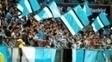 Grêmio vendeu os naming rights da sua pré-temporada