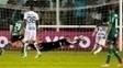 Vanderlei 'fechou o gol' do Santos no clássico contra o Palmeiras