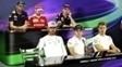 Massa Hamilton Rosberg Vettel Verstappen Ricciardo Coletiva F1 Formula 1 Interlagos GP Brasil 10/11/2016