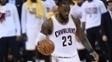 LeBron James: tem opção de renovação para 2018-19, mas pode sair do contrato