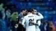 Morata e cristiano Ronaldo no jogo contra o Athletic Bilbao