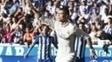 Cristiano Ronaldo Comemora Gol Real Madrid Alaves Campeonato Espanhol 29/10/2016