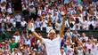 Federer conquistou seu  8º título em Wimbledon