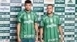 Juninho Mayke Apresentação Palmeiras 19/05/2017