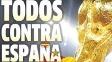 Para o Marca, Copa será um duelo de 'todos contra a Espanha'