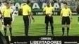 Libertadores pode ter árbitro de vídeo a partir das quartas de final
