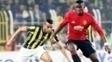 Souza Fenerbahce Pogba Manchester United Liga Europa 03/11/2016