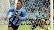Barrios marcou dois gols na virada do Grêmio