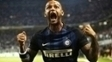 Felipe Melo Comemora Gol Inter de Milão Juventus Campeonato Italiano 18/09/2016
