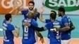 Cruzeiro dominou a seleção masculina da 1ª fase da Superliga