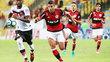 Ederson Flamengo Atlético-GO Campeonato Brasileiro