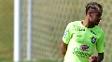 Neymar mostrou novo visual neste domingo