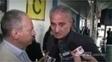 Del Nero e Tite chegam à Arena Condá; técnico diz: 'O mínimo que posso fazer é encorajá-los'