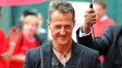 Michael Schumacher, em evento em Hamburgo, na Alemanha