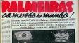 Palmeiras Campeão Copa Rio 1951 Gazeta Esportiva 23/07/1951