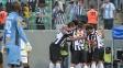 Atlético-MG venceu o Botafogo no Independência neste domingo com gol de Leonardo Silva