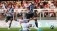 Lucão falhou no gol da vitória do Atlético-MG