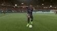 O zagueiro Thiago Silva, do Paris Saint-German, é um dos brasileiros na lista dos melhores de FIFA 17.