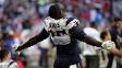Chandler Jones, de 25 anos, ganhou seu primeiro Super Bowl