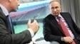 Vladimir Putin Gianni Infantino Coletiva Fifa Russia 23/05/2017