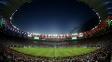 Maracanã durante a final da Copa do Mundo, entre Alemanha e Argentina