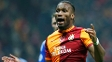 Drogba Galatasaray Chelsea Champions League 26/02/2014