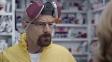 Walter White, o astro de Breaking Bad, ressurgiu em comercial do Super Bowl