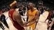 Kobe e Lebron se enfrentam hoje, pela última vez em Cleveland
