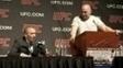 Dana White cancelou o retorno de Georges St-Pierre contra Michael Bisping no UFC