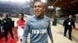 Mbappe Comemora Monaco Lille Campeonato Frances 10/05/2017