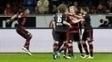 Leverkusen bateu o Wolfsburg na abertura da 28ª rodada do Alemão