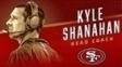 Kyle Shanahan agora é o técnico principal do San Francisco 49ers