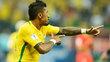 Paulinho Comemora Gol Brasil Chile Eliminatórias Copa-2018 10/10/2017