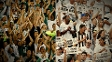 Palmeiras e Santos começam a decidir campeão paulista neste domingo