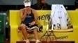 Futura número um do mundo, Kerber abandou a partida contra Bouchard em Madri