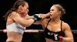 Com vitória meteórica, Ronda Rousey manteve o cinturão da divisão dos galos