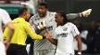 Copa do Brasil Grêmio Santos Arouca Aranha reclamam racismo