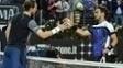 Fognini derrotou Murray no Masters 1000 de Roma