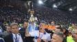 Hamsik comemora quinto título do Napoli na Copa da Itália