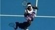Venus Williams superou Kateryna Kozlova na estreia