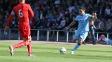 Com Nasri em campo, Manchester City foi derrotado pelo Dundee, da Escócia, em amistoso
