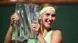 Vesnina superou a também russa Kuznetsova por 6/7 (8), 7/5 e 6/4.
