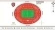 Todas as sessões do Emirates Stadium estavam com ingressos esgotados