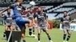 Vasco faz último treino em São Januário antes de enfrentar o Flamengo