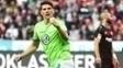 Mario Gomez Comemora Gol Wolfsburg Bayer Leverkusen Campeonato Alemão 02/04/2017