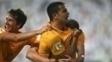 O experiente Tim Cahill ainda é o grande nome da seleção australiana